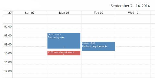 "Calendar"""