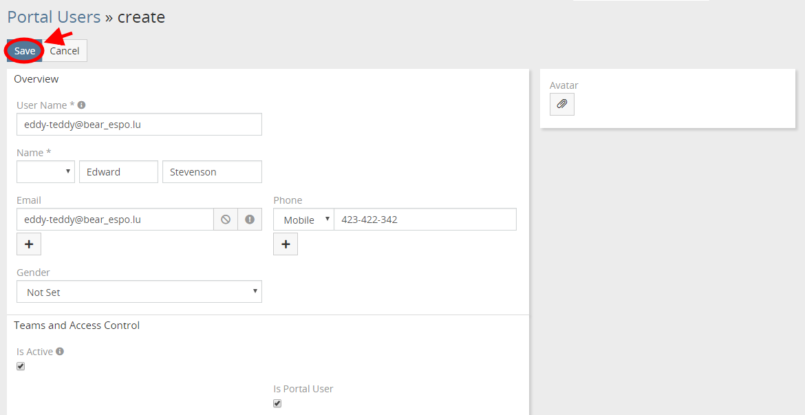 Introducing portals for customer service automation