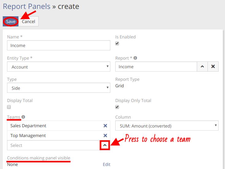 Panel Access